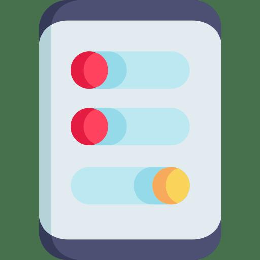 tracker configuration
