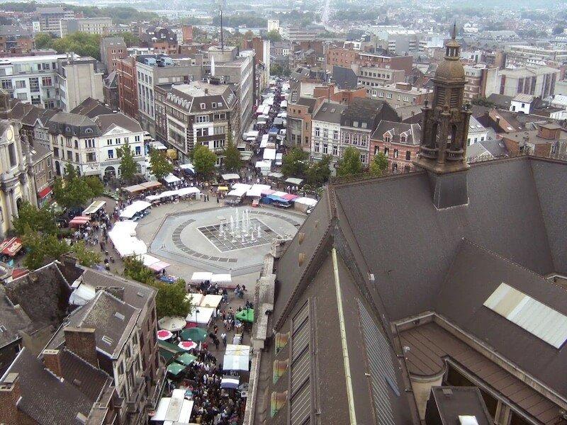 Charleroi: een app om gestolen gereedschap op werven te lokaliseren door de rtbf