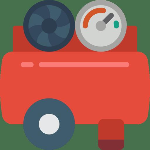 Tracker on Compressor